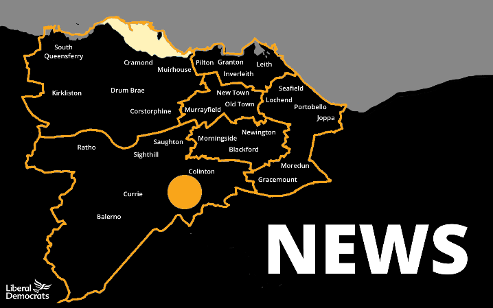 Colinton / Fairmilehead news