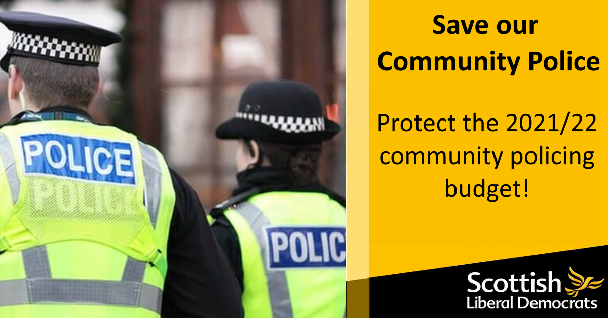 Save our Community Police from Council cuts