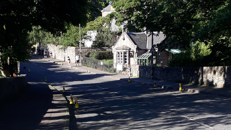 Braid Road closure survey