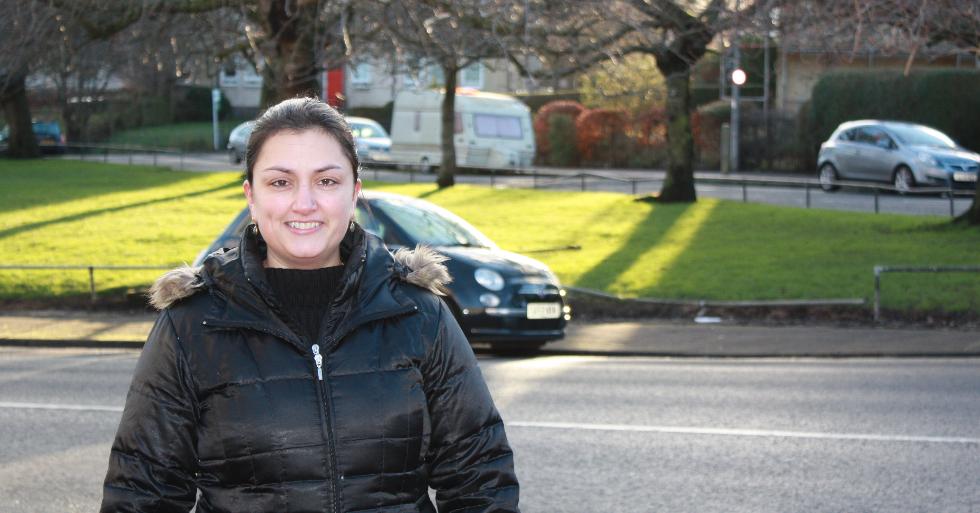Rebecca Bell - Edinburgh Northern & Leith