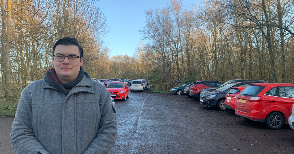 Improvements Needed at Pentlands Car Parks