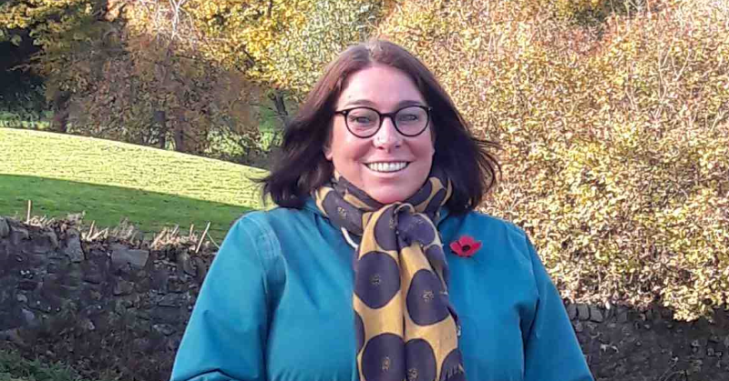 Sally Pattle - Linlithgow and East Falkirk