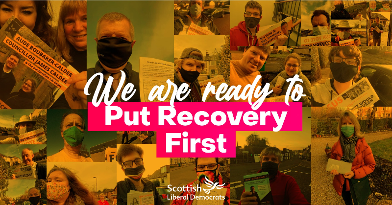 Our plan to Put Recovery First