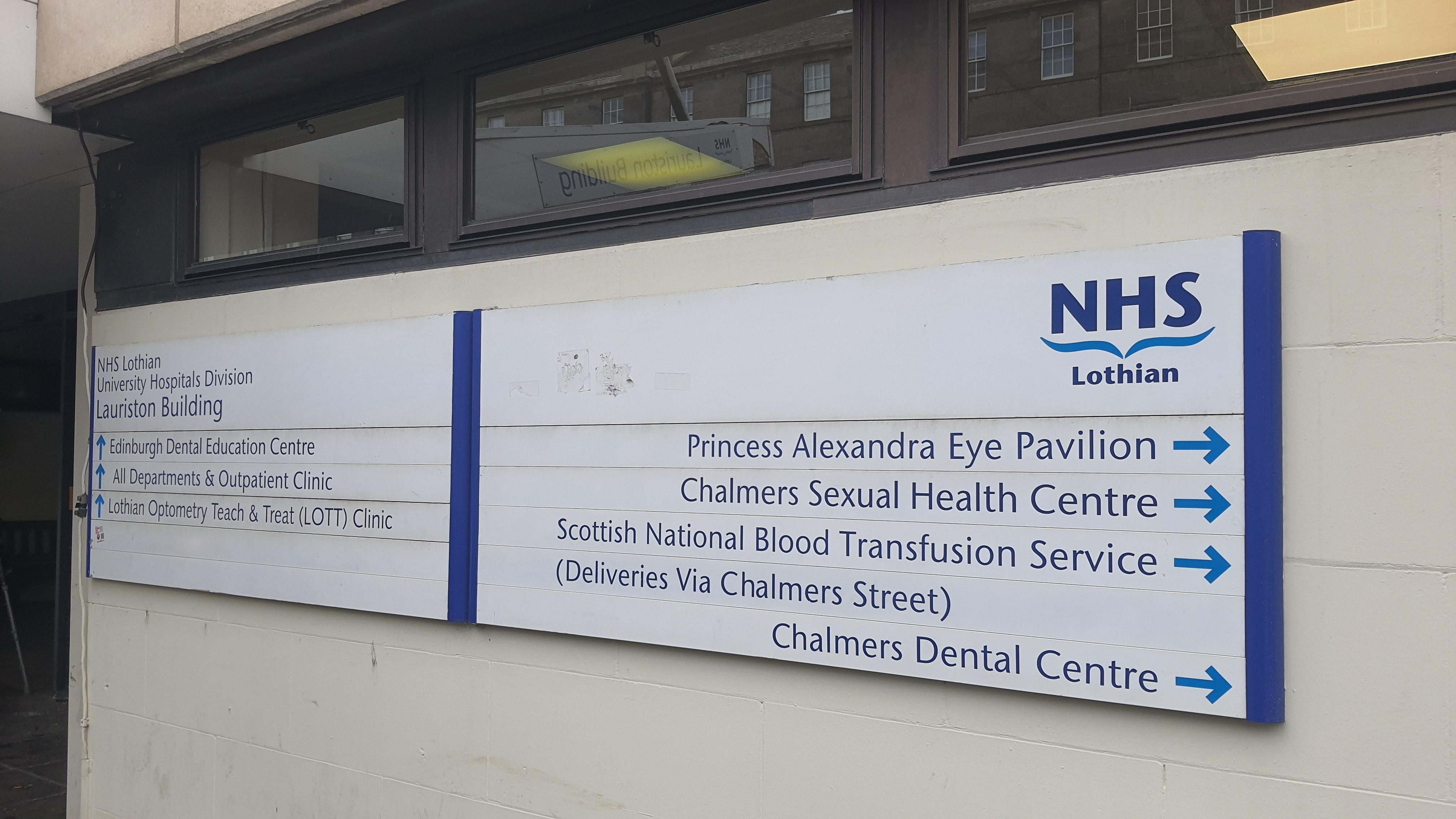 Prospects looking better for Edinburgh Eye Hospital