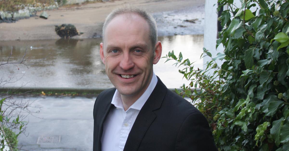 Councillor Kevin Lang - Almond