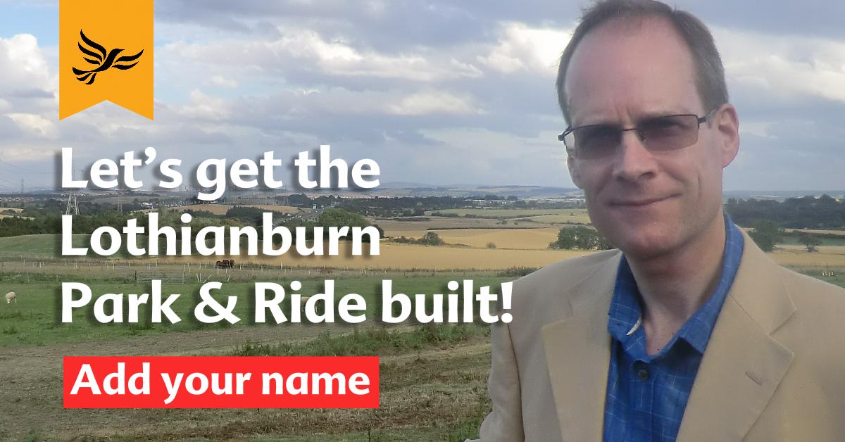 Lothianburn Park & Ride