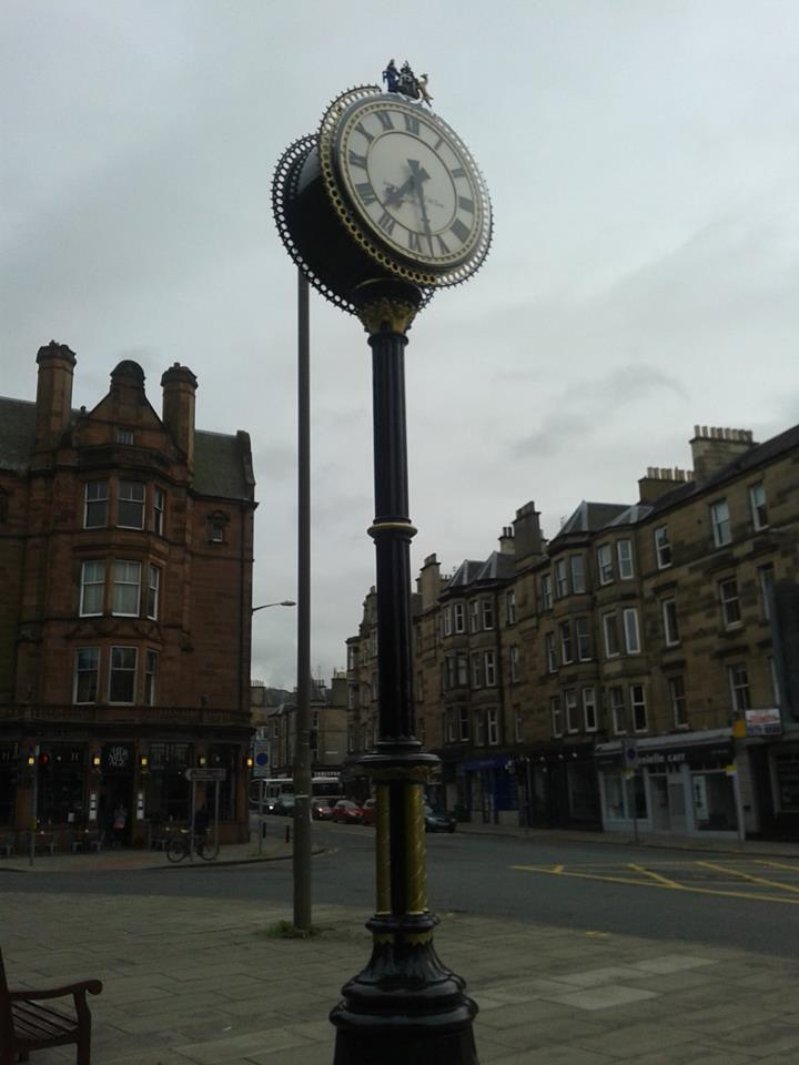Morningside Clock Returns