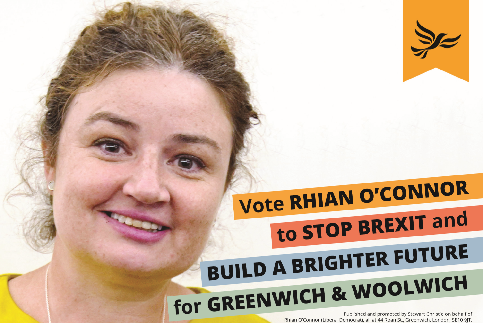 How we can Stop Brexit in Greenwich & Woolwich