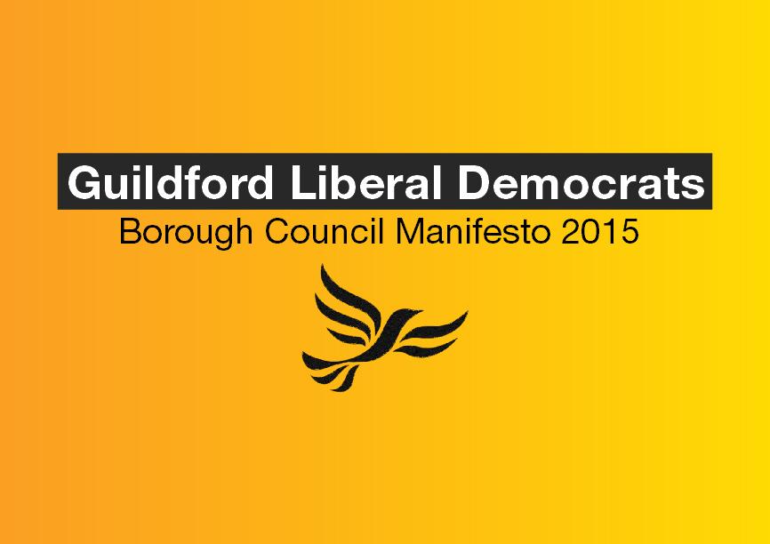 Our Local Manifesto