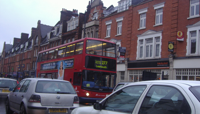 Have your say on changes to the 277 bus route