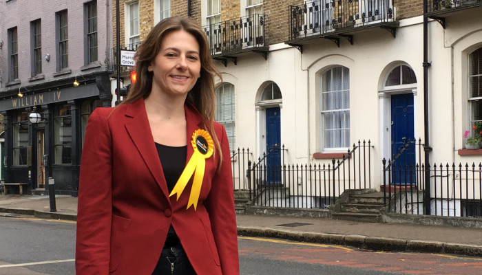 Chantal Encavey: A Voice for Hoxton