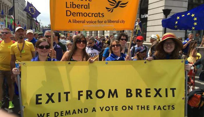 Meg Hillier urged to back Lib Dem People's Vote amendment.