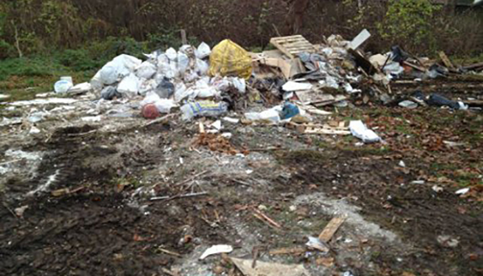 Talking Rubbish: Council loses track of fly-tipping incidents for a whole year