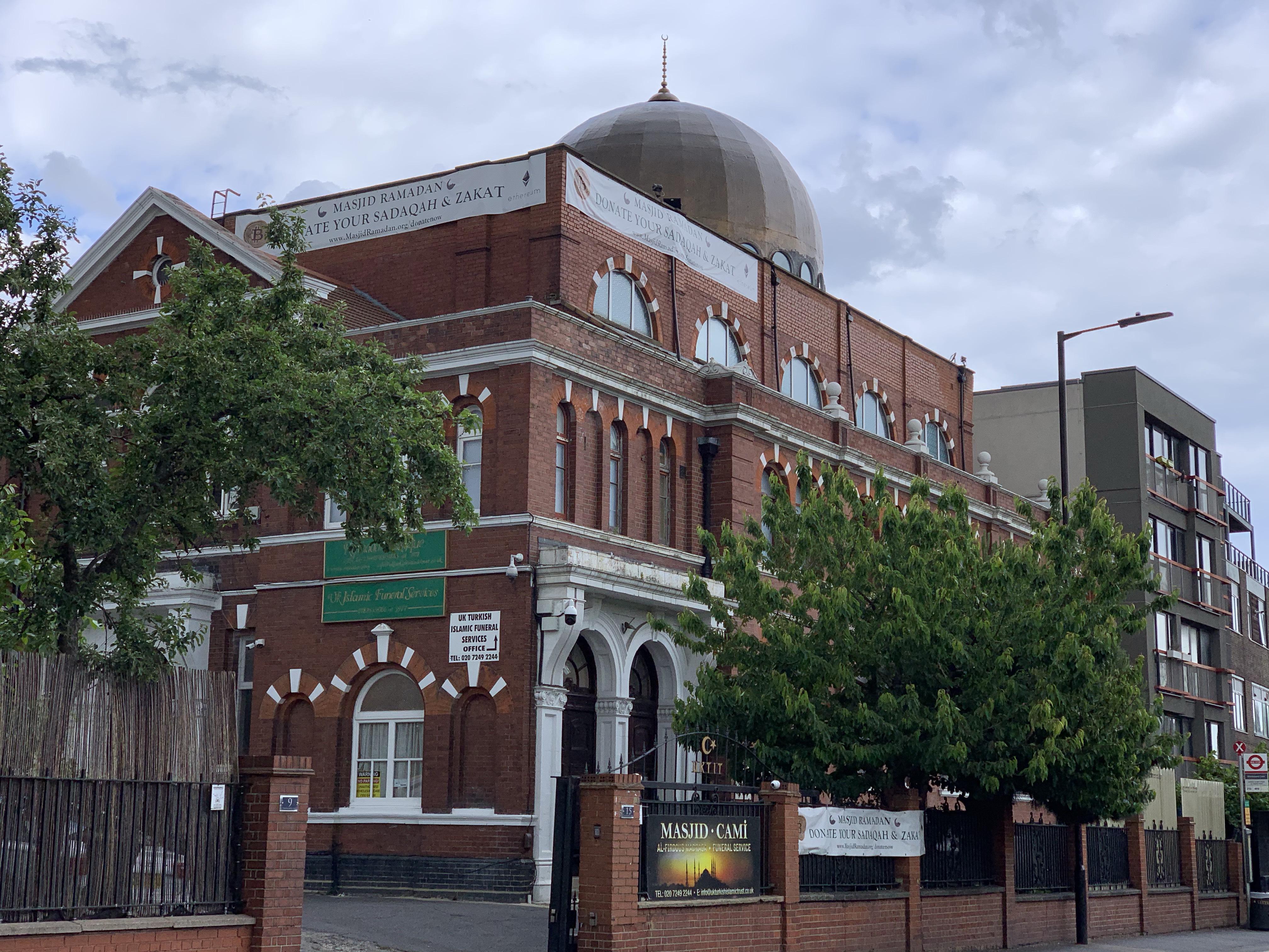 Shacklewell Lane Mosque