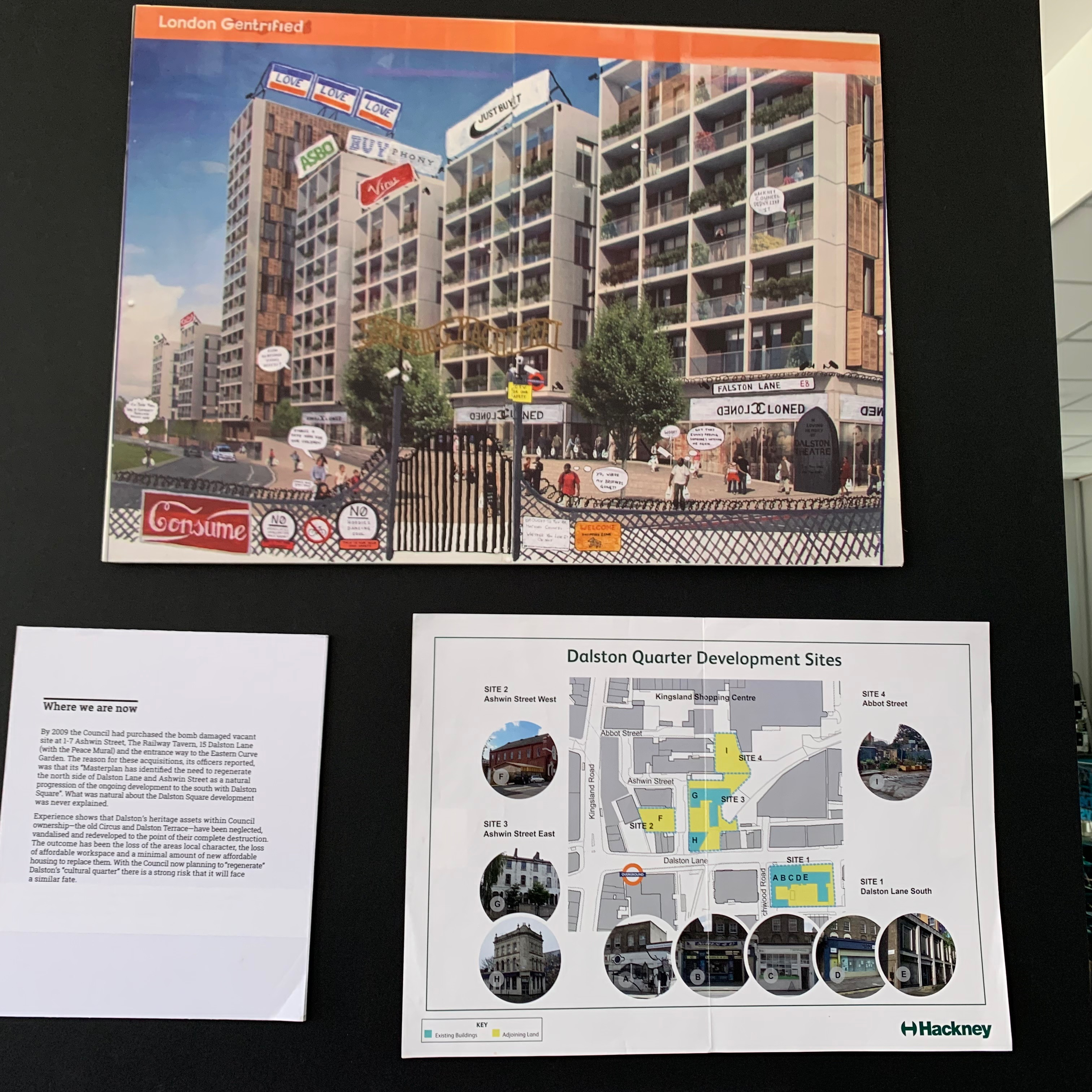 Dalston Quarter Development Sites