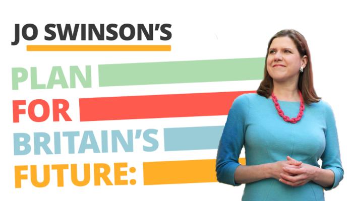 Jo Swinson's Plan