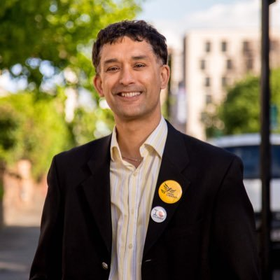 Vote Dave Raval for Hackney South and Shoreditch