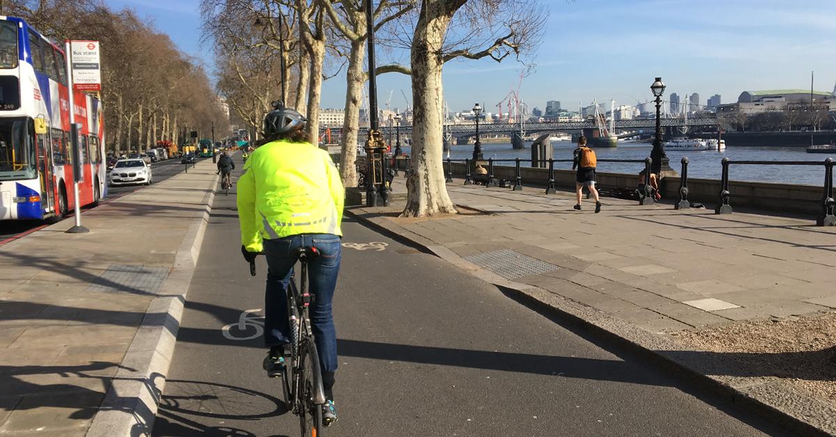 Cycle Superhighways – saving or endangering lives?