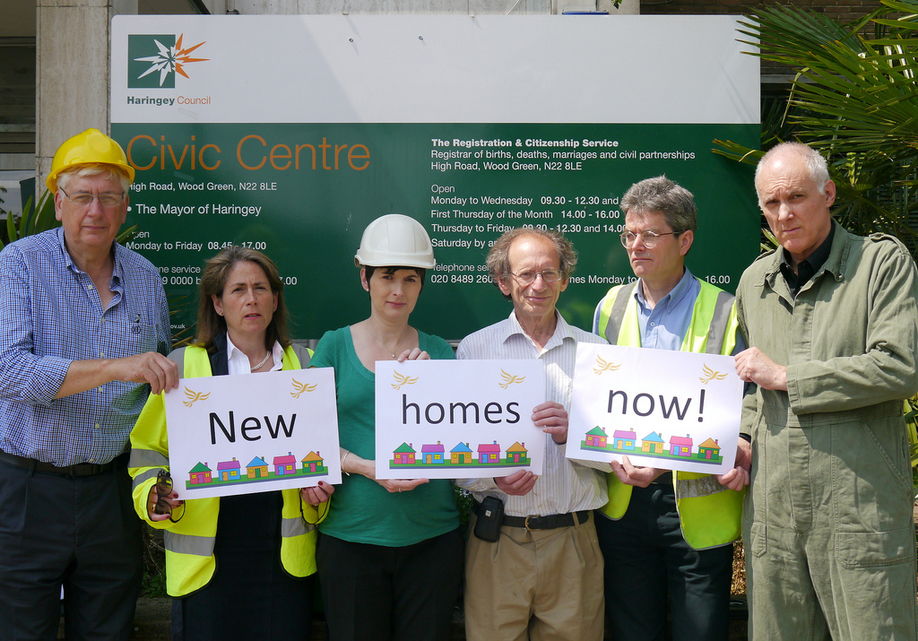 Lib Dems calling for more new homes