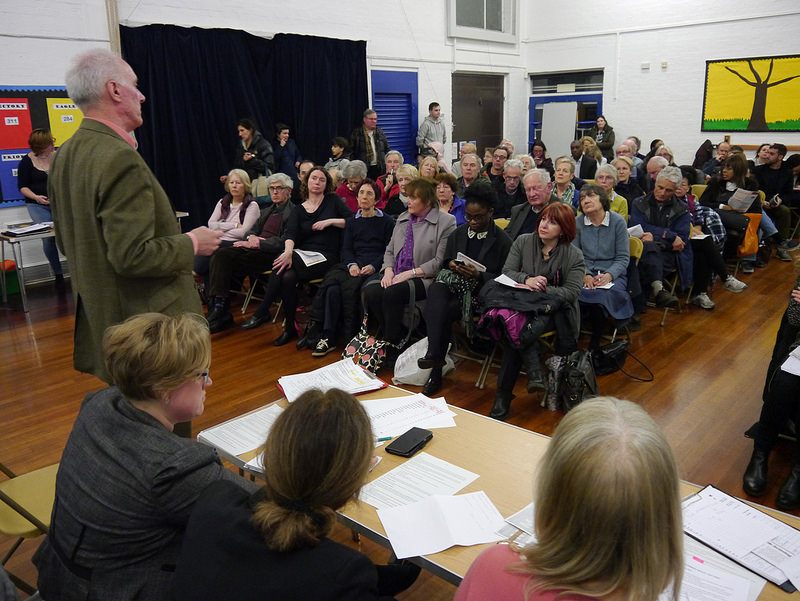 Public pack Lib Dem's meeting on Labour privatisation plans