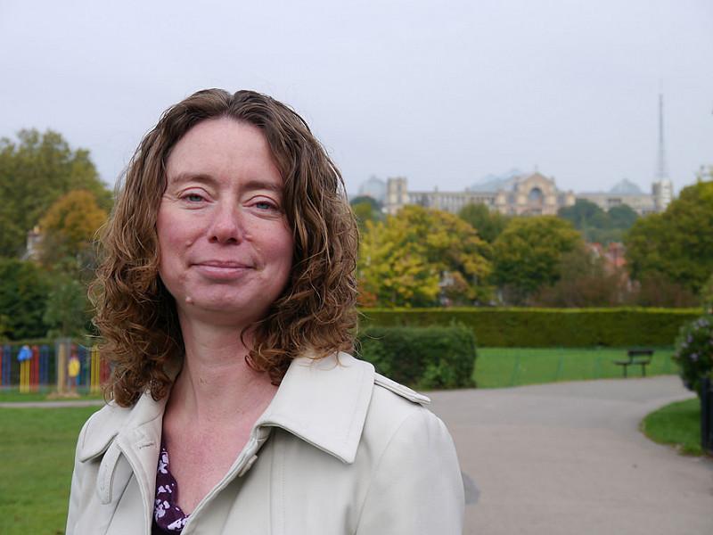 Lib Dem Councillor Pippa Connor