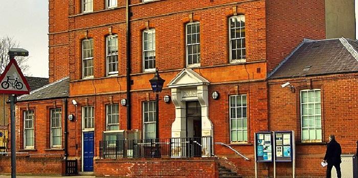 Hornsey Police Station