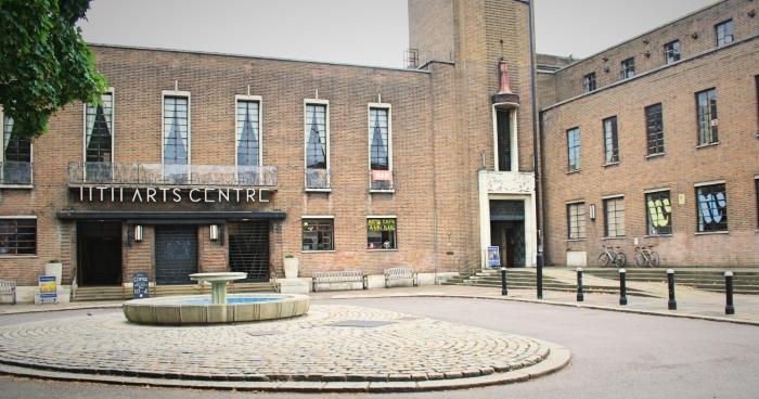 Honrsey Town Hall