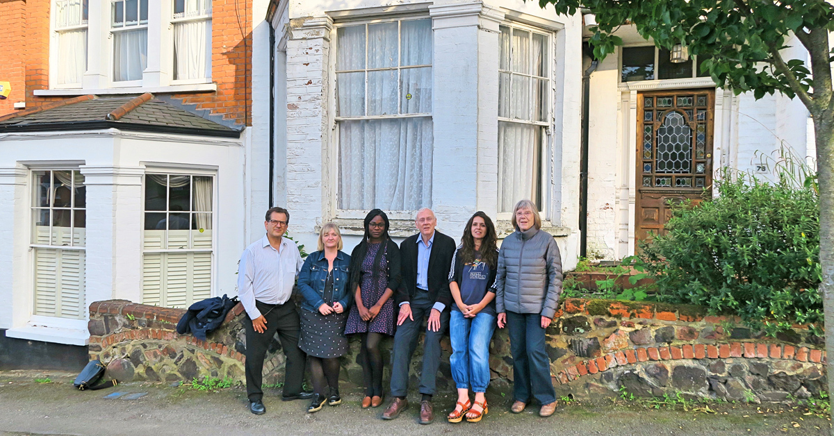 Residents' and local councillors' plea to protect unique street in Muswell Hill