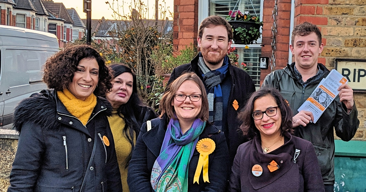 Haringey Liberal Democrats choose social justice campaigner as West Green candidate