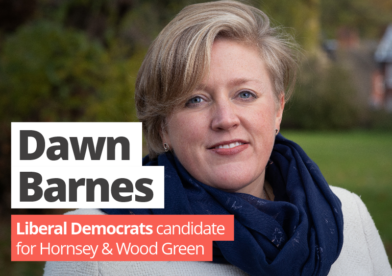 Dawn Barnes - Hornsey & Wood Green