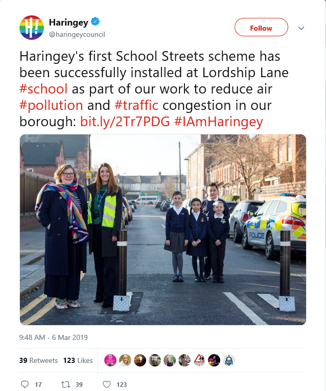 Dangerous air at Haringey school features in Channel 4 doc