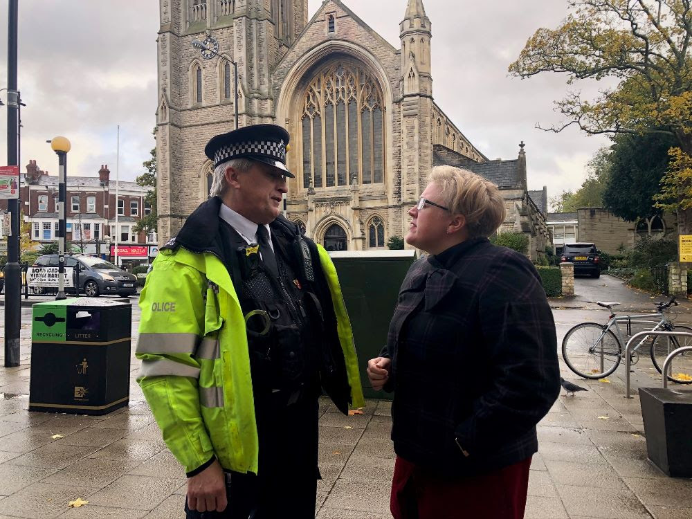 Lib Dems to fund 20 more police officers across Hornsey & Wood Green