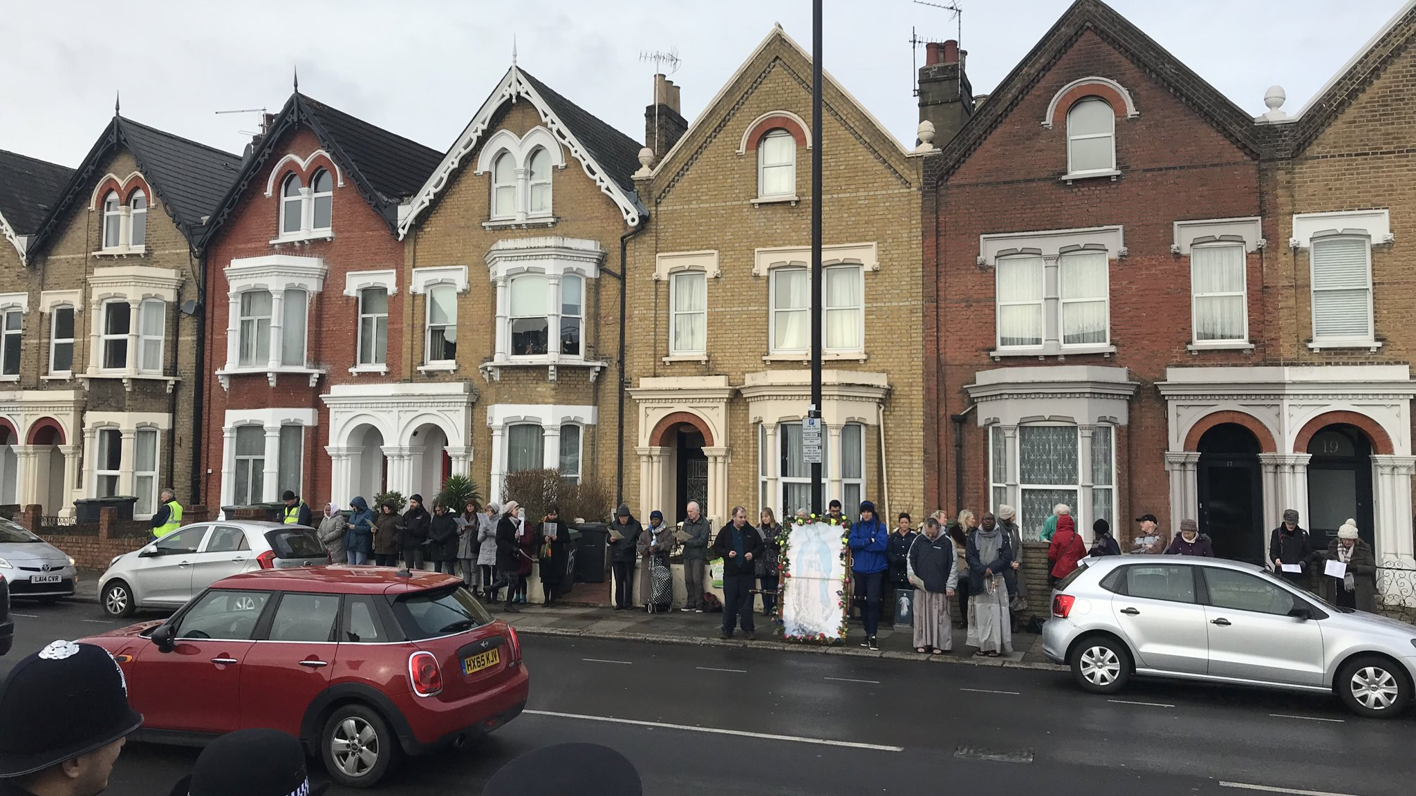 Finsbury Park abortion protests prove law must change