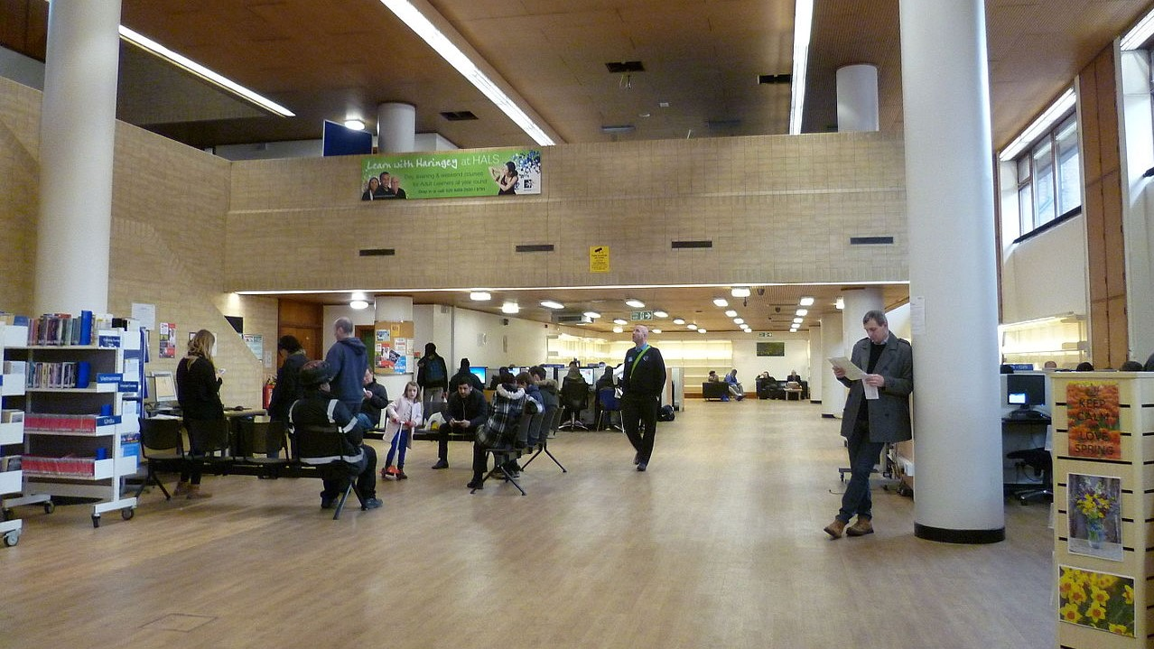 Labour infighting means no one is in charge of libraries, leisure centres or emergency planning