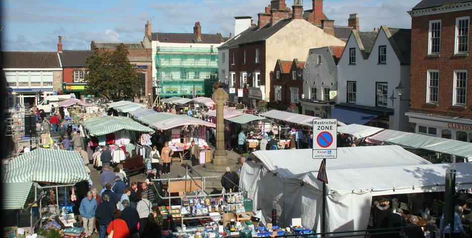 Knaresborough Calls For No More Surprises For It's Market Stall Holders