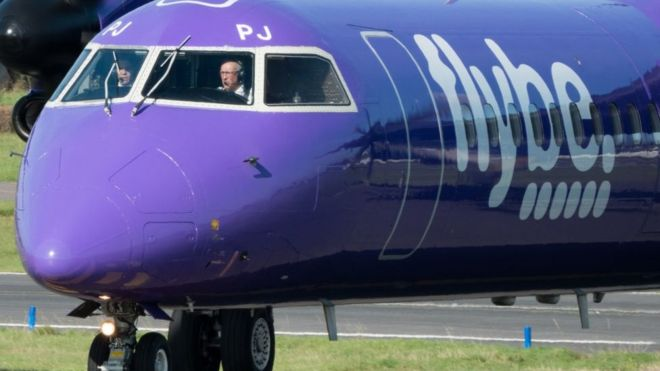 Lib Dems question FlyBe bailout