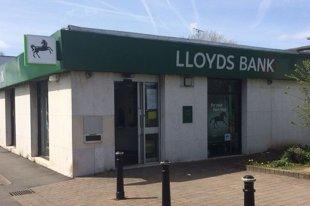 Proposed Closure of Lloyds Bank Woodley