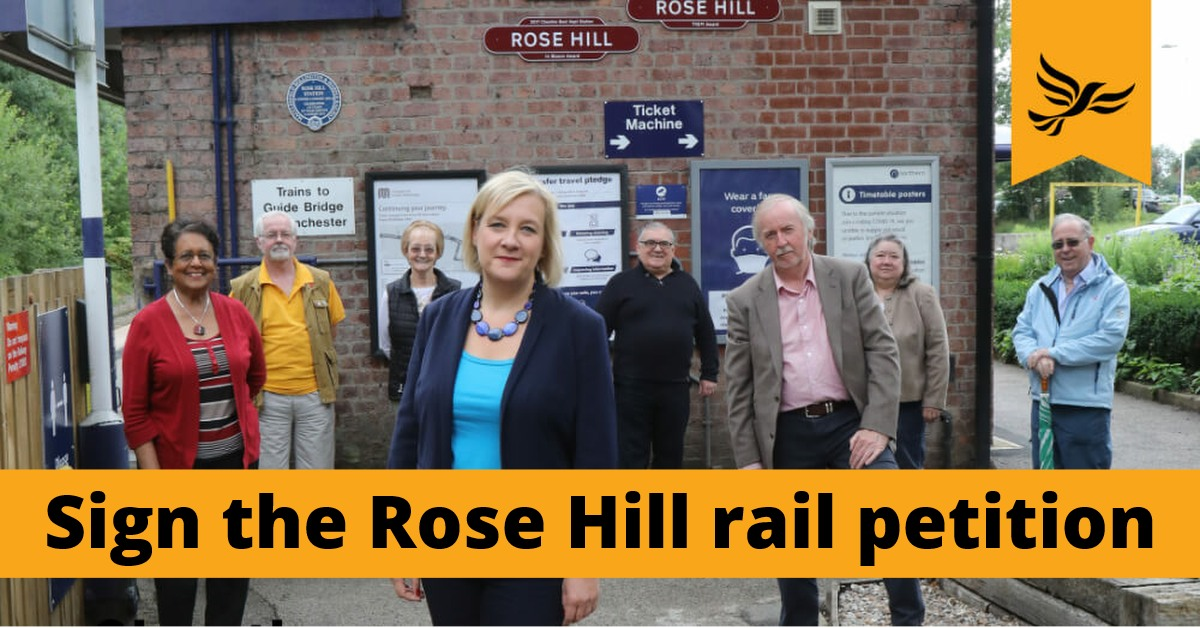 Save the Rose Hill Rail Line