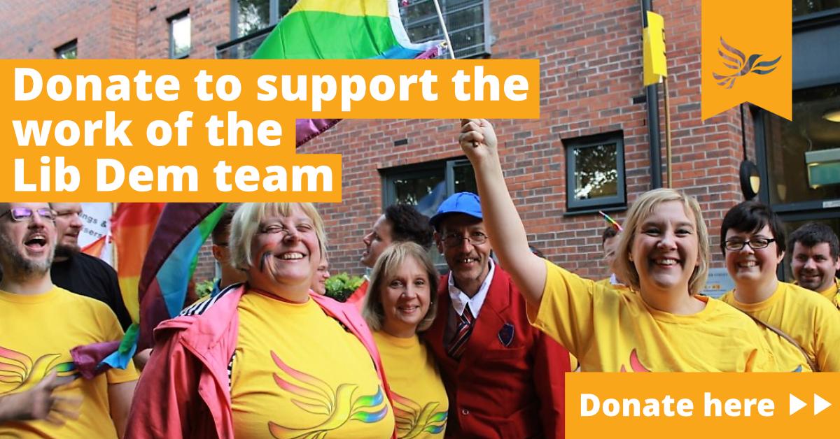 Donate to the Hazel Grove Constituency Lib Dems