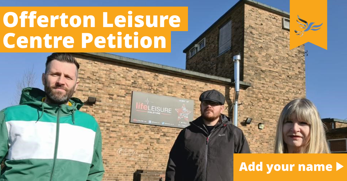A New Leisure Centre for Offerton