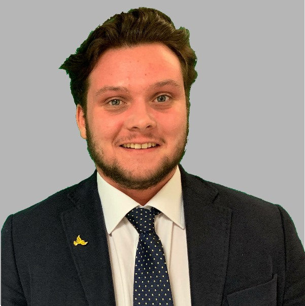 Redhill - City Councillor - Daniel Powell