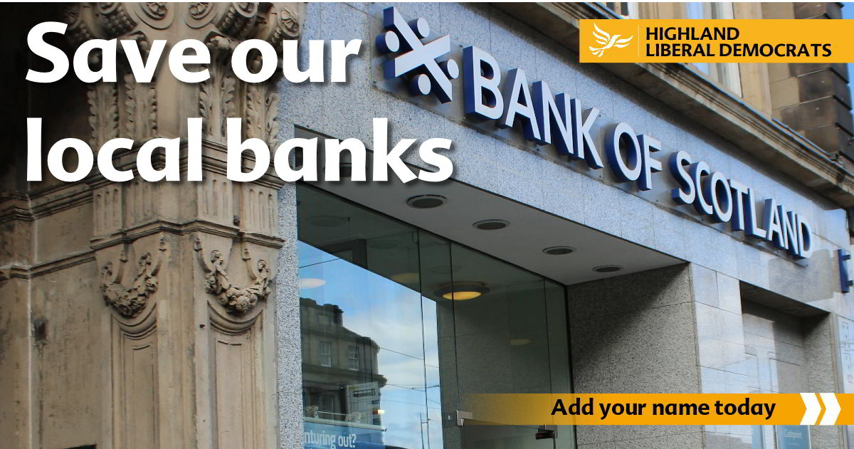 Save Our Banks