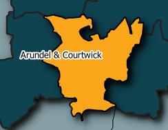 Arundel and Courtwick - Nick Rusbridge