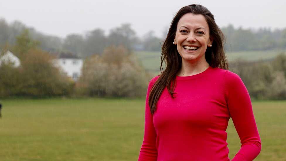 Sarah Green New MP Amersham & Chesham