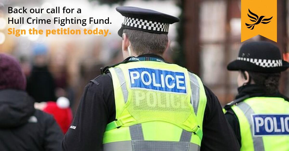 Crime Prevention Fund