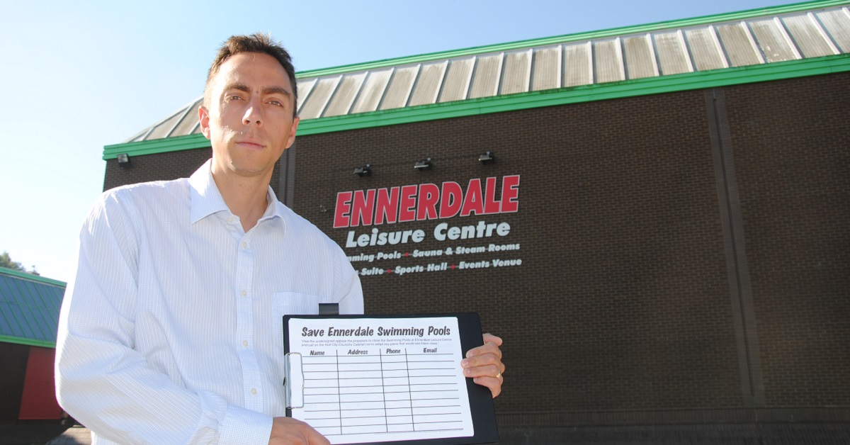 Stopped the Closure of Ennerdale Swimming Pools