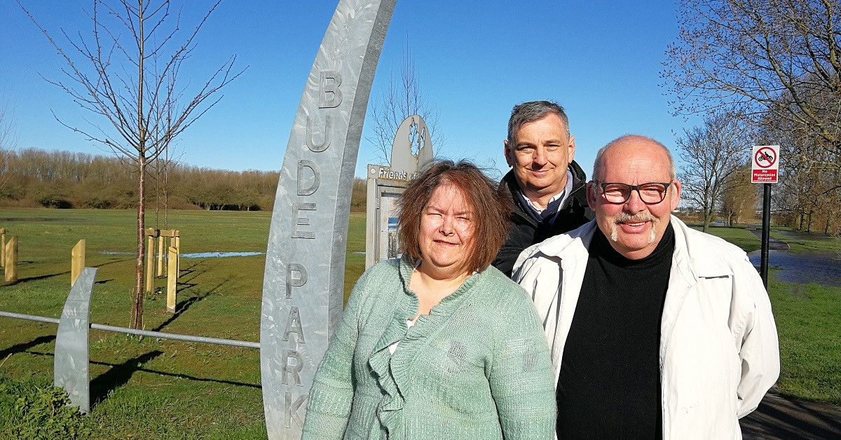 Lib Dem efforts realised to see Bude Park facilities expanded and improved
