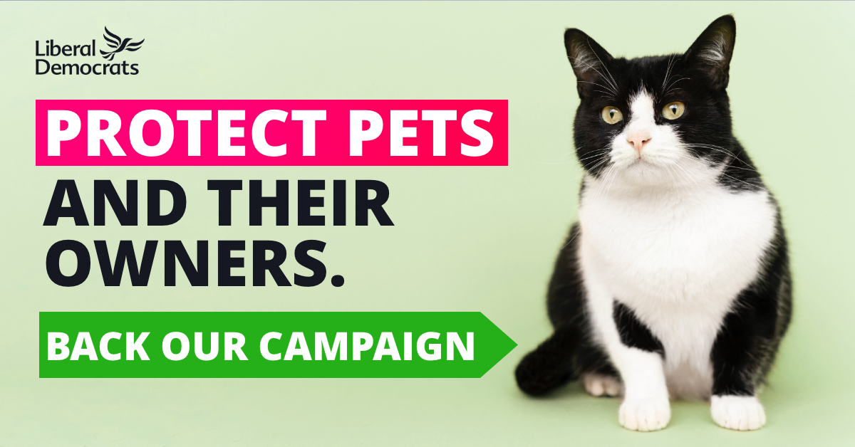 Protect pets and their owners