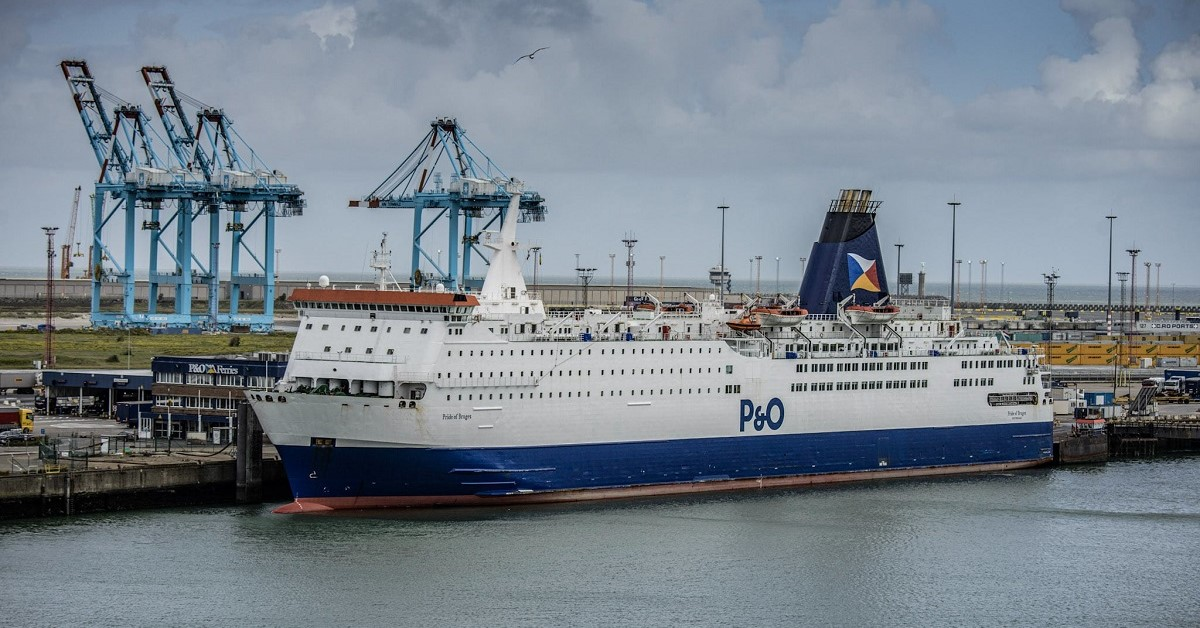 'Level up' Hull - Bring back the Hull to Zeebrugge ferry