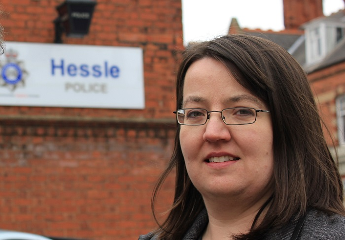 Hands Off Hessle Police Station!
